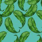 planten-groen-tafelzeil-modern-afwasbaar