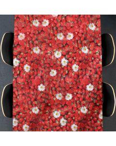 tafelzeil-aardbeien-rood-fruit
