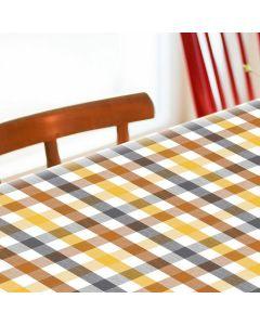 ruitjes-speels-zomer-geel-bruin-blauw-tafelzeil-geruit-bonita-effects