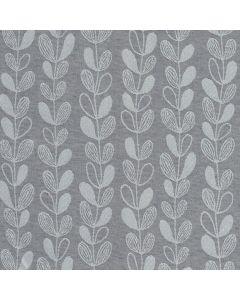grijs-jacquardi-tafelzeil-klassiek-natuur-bladeren-beschermende-toplaag