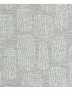beige-grijs-tafelzeil-jaquardi-gecoat-subtiel-bladeren-natuur-trendy-lente