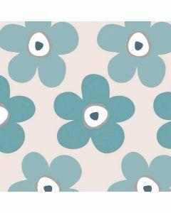 bloemen-lola-tafelzeil-blauw-print