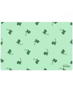 lola-placemats-afwasbaar-speels-dieren-poezen-groen-katten