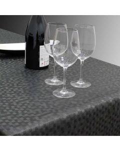polyline-zwart-luxetafelzeil-afwasbaar-stijlvol-feestelijk-klassiek-ruitjes
