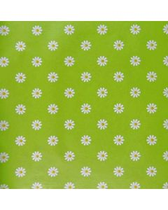 bloemen-tafelzeil-groen-PVC